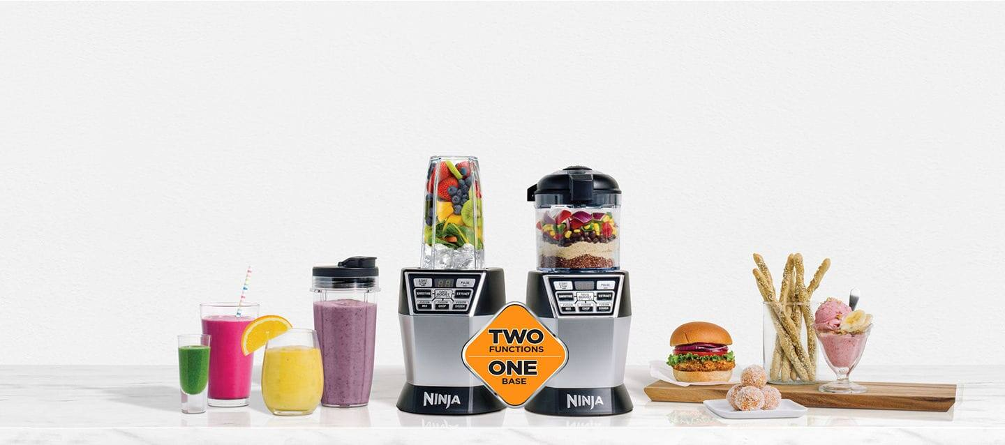 ninja smoothie blenders food processors coffee bars slow cookers