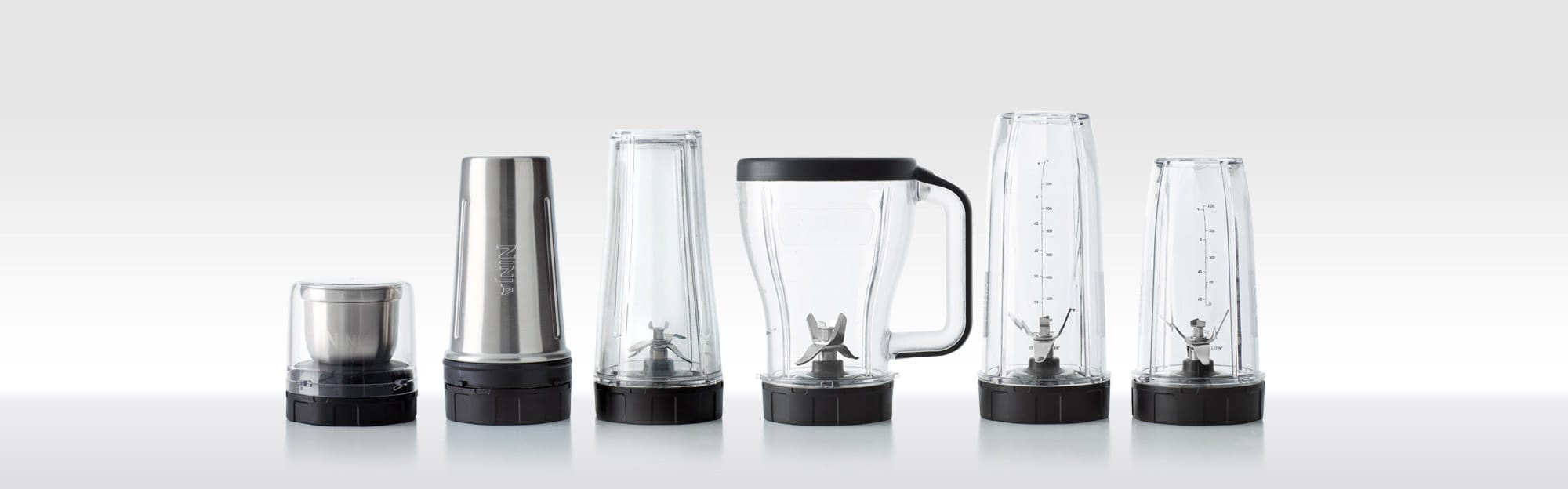 Nutri Ninja® BL490 Auto‑iQ Blenders - Accessories Collection
