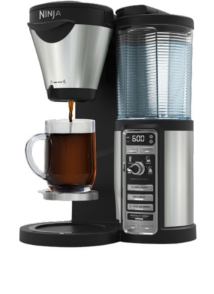 Coffee Maker Ninja Coffee Bar Hot and Iced Coffee Machine for Home