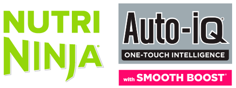 Nutri Ninja® Auto-iQ™ with Smooth Boost™ Technology Series