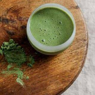 Green Matcha Shot Recipe