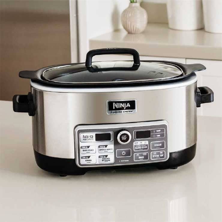 Pressure Cookers Air Fryers Instant Slow Cookers By Ninja