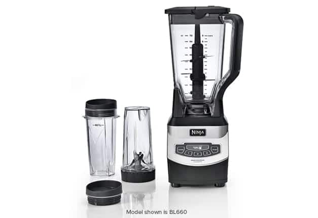 Ninja® Professional Blender with Single Serve
