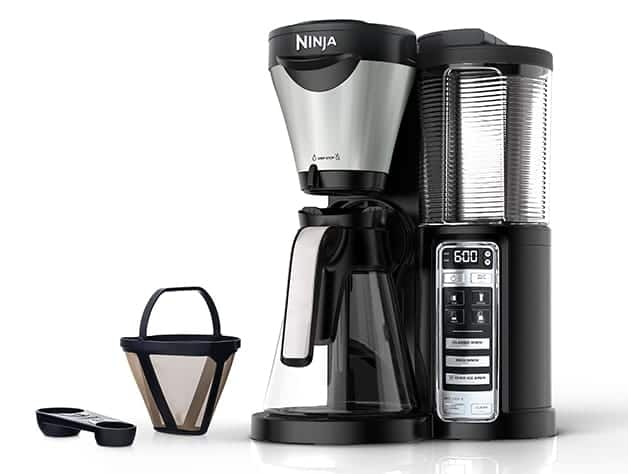 Ninja Coffee Maker Warranty : Ninja Coffee Brewer (CF021) Ninja