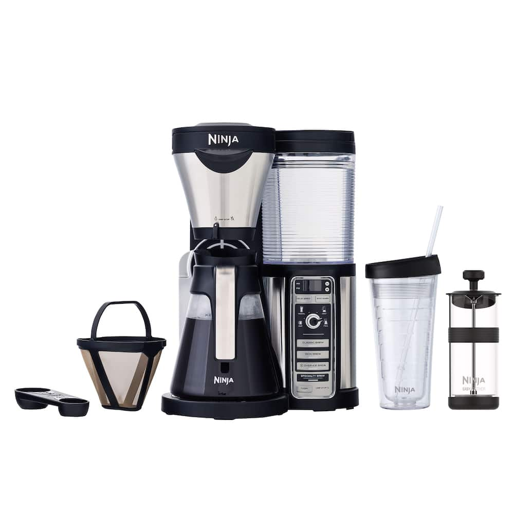 Ninja Coffee Maker Warranty : Ninja Coffee Bar with Thermal Carafe (CF085) Coffee Maker & Carafe