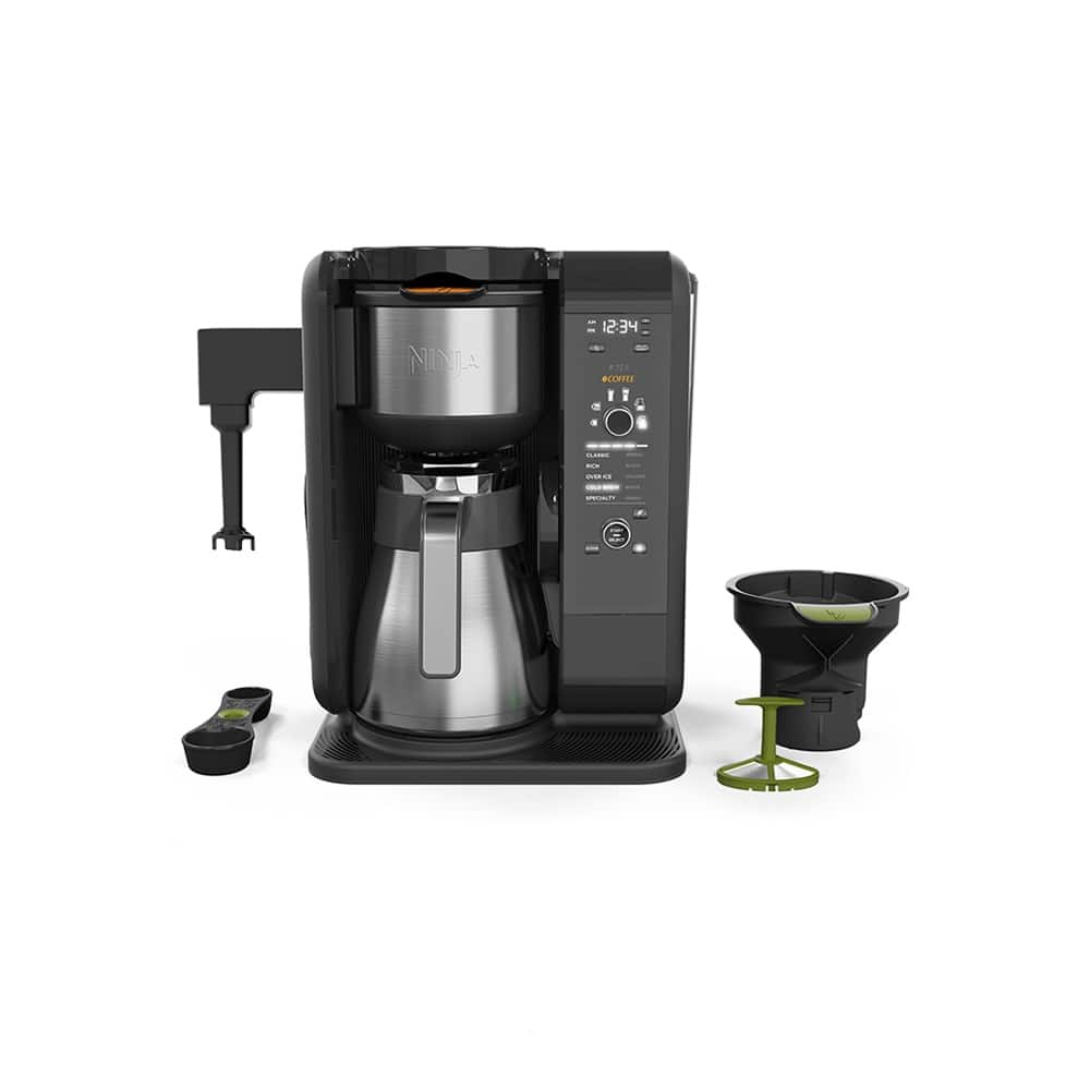Ninja Hot Amp Cold Brewed System With Thermal Carafe Cp307