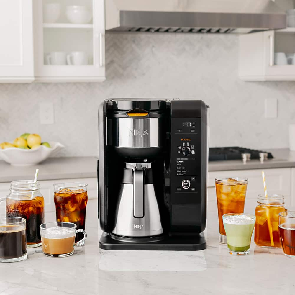 Ninja Hot and Cold Brewed System™ with Thermal Carafe