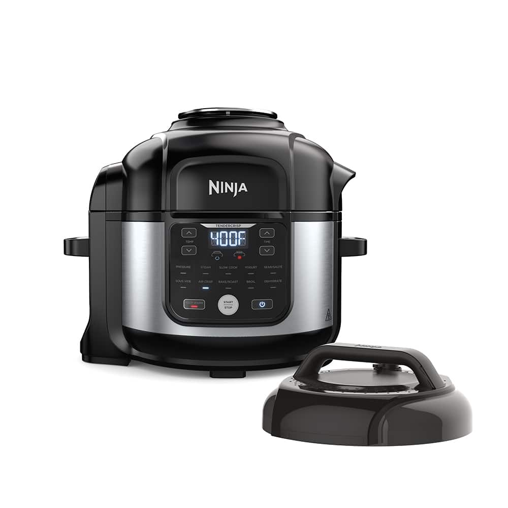 Ninja Foodi Pro Pressure Cooker Air Fryer Series Official Ninja Product Support Information