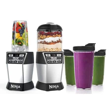 Nutri Ninja® Nutri Bowl™ DUO™ with Auto-iQ Boost™ (NN101)
