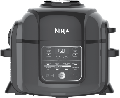 Tendercrisp Technology Ninja 174 Foodi Air Fryer